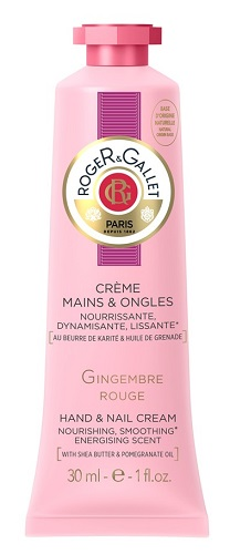 ROGER&GALLET GINGEMBRE ROUGE CREMA MANI 30ML