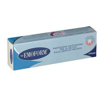 Emoform salino dentifricio 100ml
