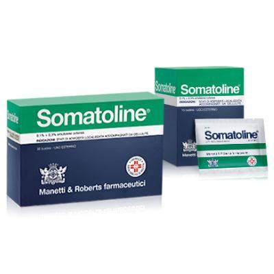 Somatoline emulsione 15bst
