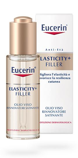 EUCERIN ELASTIC+FILLER OLIO VISO 30ML