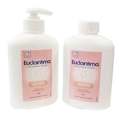 Euclointima Detergente Intimo 2 flaconi