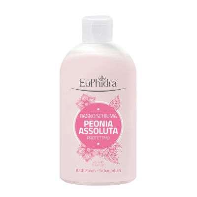 Euphidra bagno schiuma Peonia assoluta