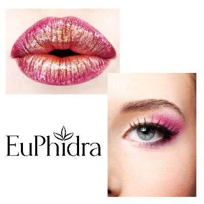 Linea Euphidra trucco scontata al 40%