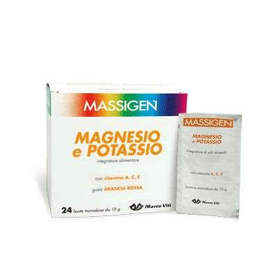 MASSIGEN MAGNESIO POTASSIO 24BST
