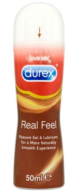 DUREX NEW GEL REAL FEEL 50ML