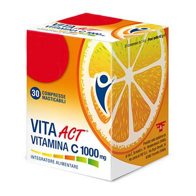 Vita Act Vitamina C 1000