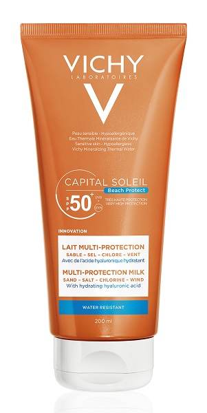 VICHY CAPITAL SOLEIL S BEACH PROTECT LATTE SPF50+ 200ML