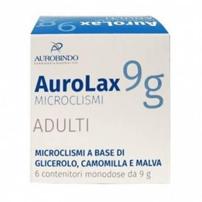 AUROLAX MICROCLISMI