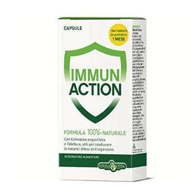 ImmunAction 60 cps