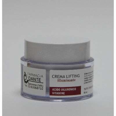 Crema lifting illuminante