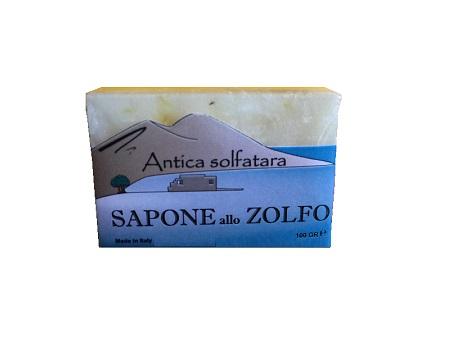 ANTICA SOLFATARA SAPONE S 100G