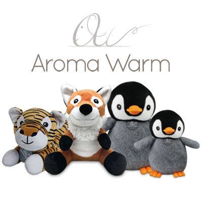 Aroma Warm peluche caldo/freddo
