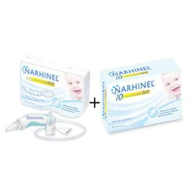 Narhinel aspiratore+ fisiologica