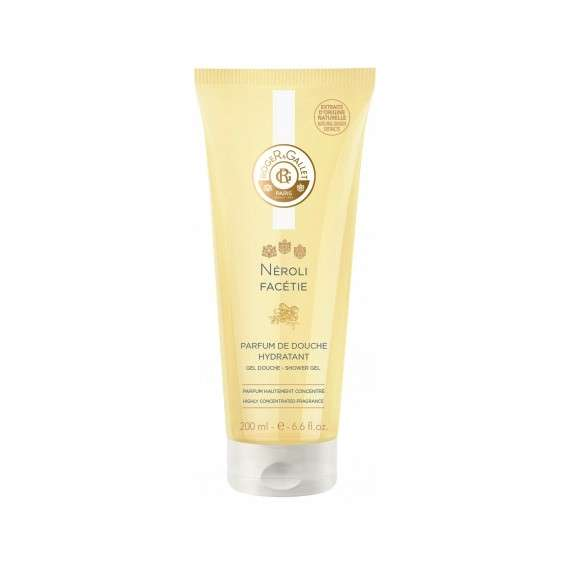 ROGER&GALLET SHOWER GEL NEROLI FACETIE GEL DOCCIA 200ML