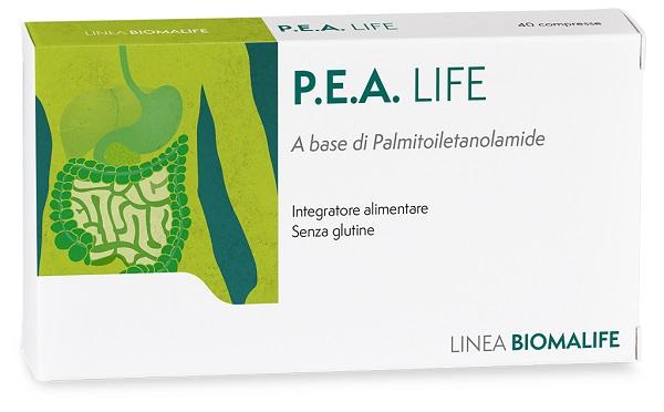 UBN PEA LIFE 40CPR