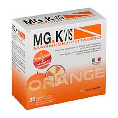 Mg kvis magnesio e potassio 30 buste