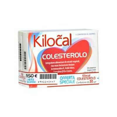KILOCAL COLESTEROLO 30CPR+15CPR