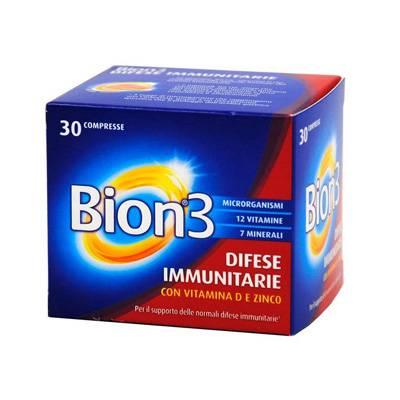 Bion3 difese immunitarie 30cpr