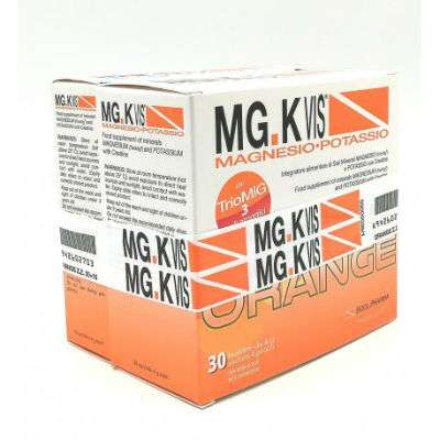 MG Kvis 45 bst (15 bst in regalo)