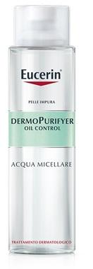 EUCERIN DERMOPURIFYER OIL CONTROL ACQUA MICELLARE 400ML
