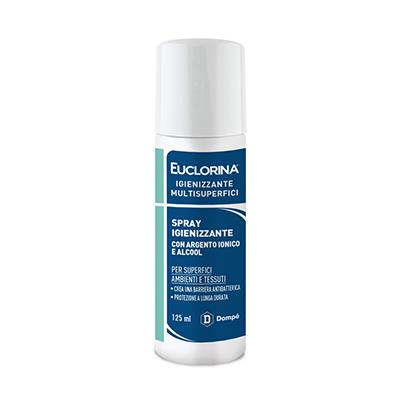 Euclorina igienizzante e disinfettante multisuperfici