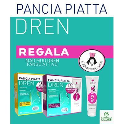 Pancia Piatta Dren