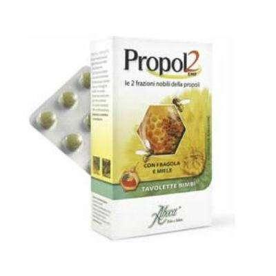 Aboca - Propol2 EMF Tavolette bimbi