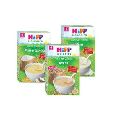 HIPP CREME DI CEREALI 200g