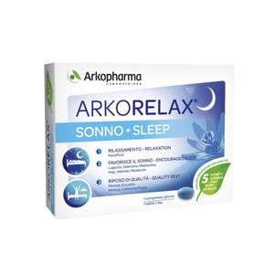 Arkorelax sonno 30 compresse