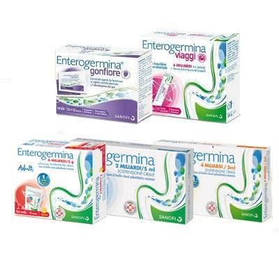 Enterogermina PROMOZIONE 50%