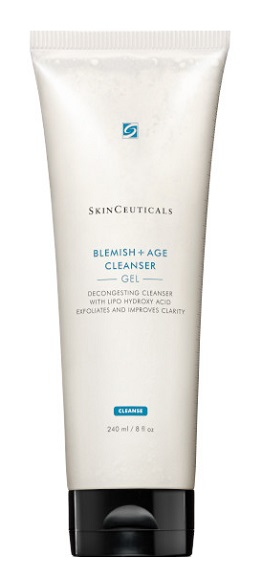 SKINCEUTICALS BLEMISH+AGE CLEANSING GEL240ML