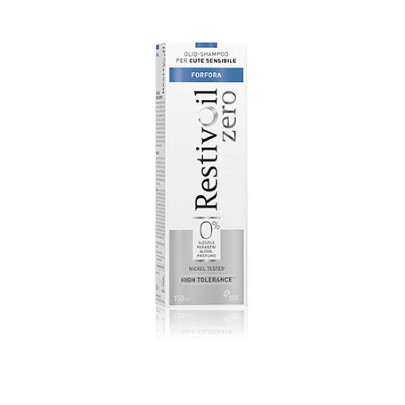 RESTIVOIL ZERO FORFORA TP150ML