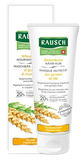 RAUSCH MASCHERA NUTR GERME30ML