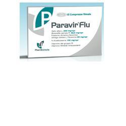 PARAVIR FLU 12CPR FILMATE