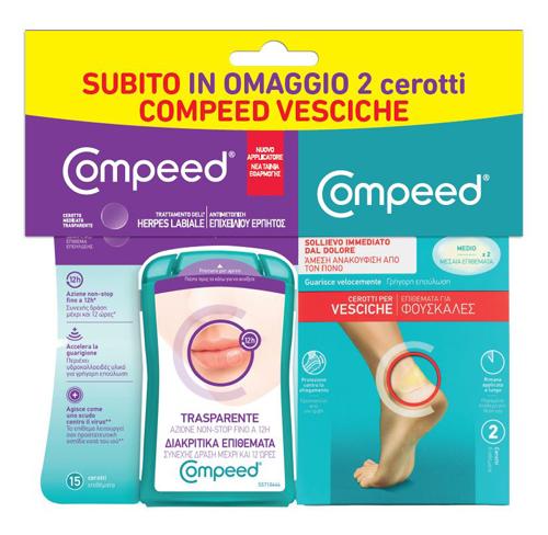 COMPEED HERPES+VESCICHE MEDIO