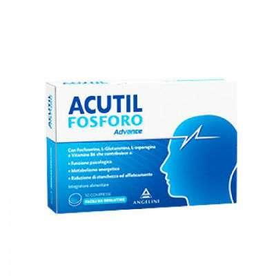 ACUTIL FOSFORO 50CPR