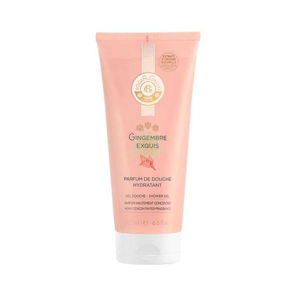 ROGER&GALLET SHOWER GEL GINGEMBRE EXQUIS GEL DOCCIA IDRATANTE 200ML