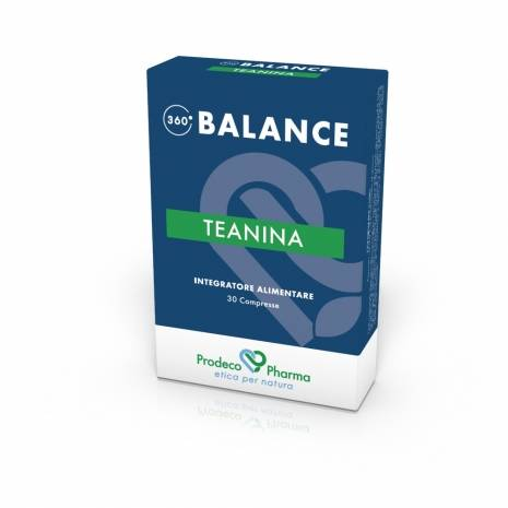 360° balance teanina