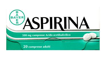ASPIRINA*AD 20CPR 0,5G