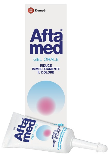 AFTAMED GEL 15ML