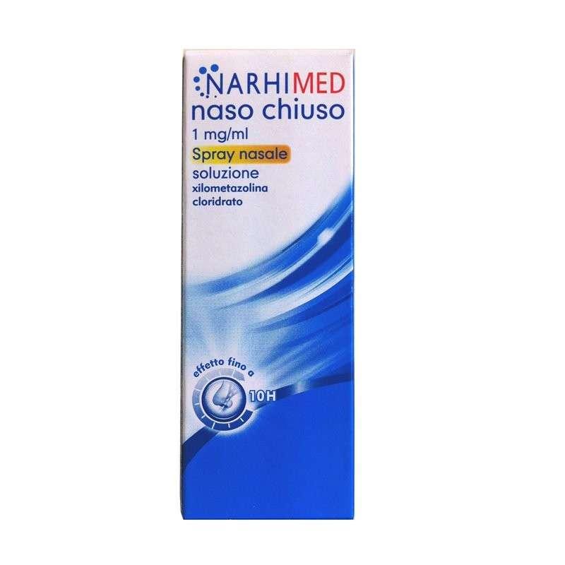 NARHIMED NASO CHIUSO*AD SPRAY