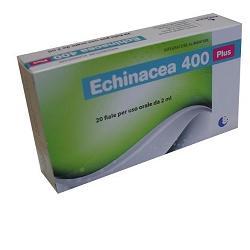 ECHINACEA 400 PLUS 20F 2ML