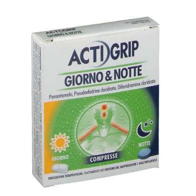 ACTIGRIP GIORNO & NOTTE