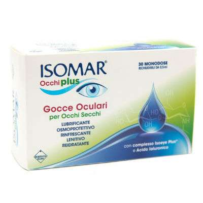 ISOMAR OCCHI 15 MONODOSE