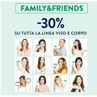 Somatoline offerta Family & Friends SCONTO 30%