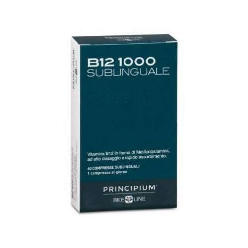 PRINCIPIUM B12 1000 60CPR SUBL