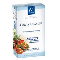 DR TAFFI INTEGRATORE PANCIA FIANCHI 32CPR