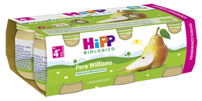 HIPP BIO OMOG PERA WILL 6X80G