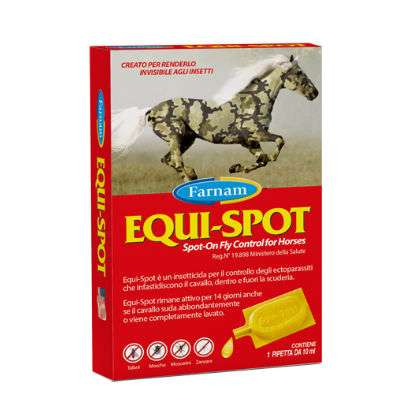 EQUI-SPOT 1 PIPETTA 10ML