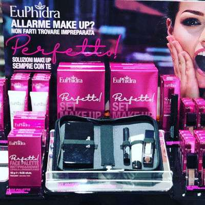 Euphidra set make up Perfetto